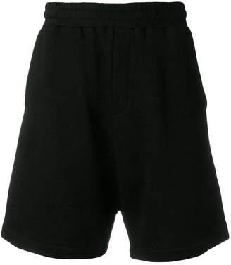 McQ shrunken low crotch shorts