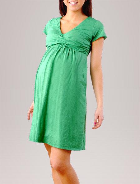 Velvet Fauxwrap Dress