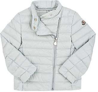 0f7035e8 Moncler Kids' Amy Down-Quilted Jacket - Gray