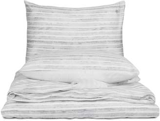 Marc O'Polo Marc O Polo Paint Striped 3-Piece Duvet Cover Set