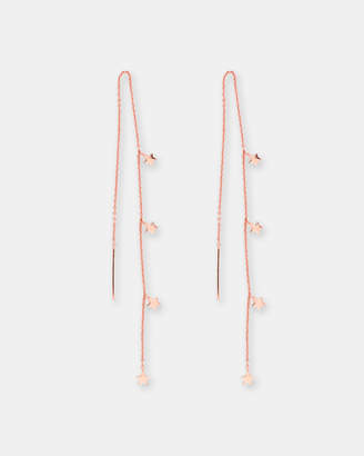 02365318a52 Gold Thread Earrings - ShopStyle Australia