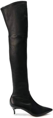 Casadei Daytime over-the-knee boots