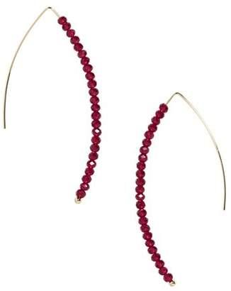 BaubleBar Cait Threader Earrings