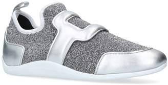 Roger Vivier Sporty Viv Flat Buckle Sneakers