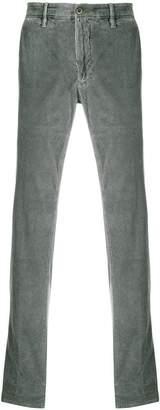 Incotex corduroy chino trousers