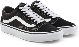 Vans Old Skool Sneakers with Leather