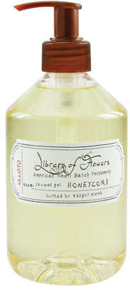 Library of Flowers Honeycomb Shower Gel, 16 fl. oz.