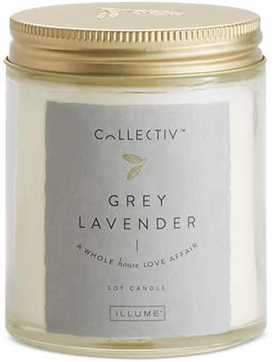 Illume Grey Lavender Collectiv Jar Candle