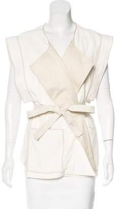 Isabel Marant Sleeveless Wrap Vest
