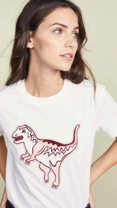 Coach 1941 Embroidered Rexy T-Shirt