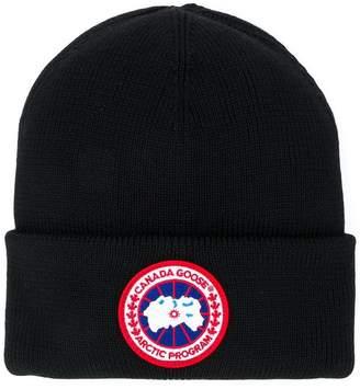 canada goose black hat