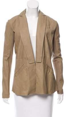 Veda Lightweight Leather Jacket