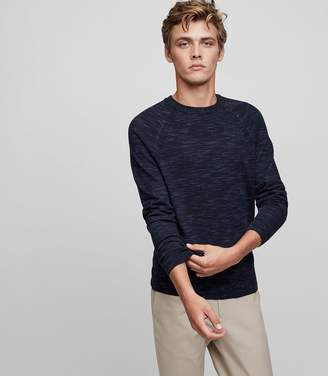 Reiss Senior Tonal Knitted Jumper