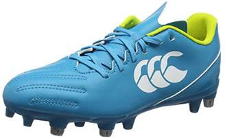 91910662b948 Canterbury of New Zealand Men's Control 2.0 Soft Ground Rugby Boots,9.5 UK  44.5 EU