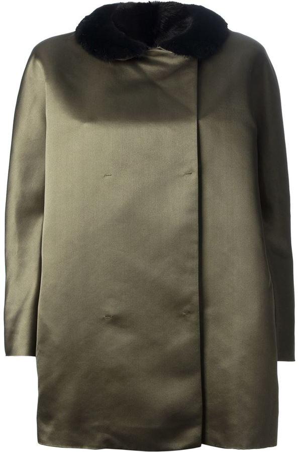 Giambattista Valli boxy jacket