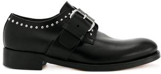 DSQUARED2 studded monk shoes