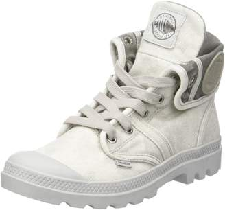 Palladium La Redoute Womens Pldm By Us Baggy Wf High Top Trainers Size 38