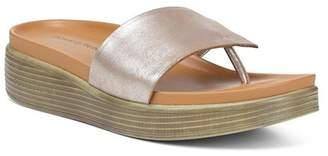 Donald J Pliner Women's Fifi Low Wedge Sandals