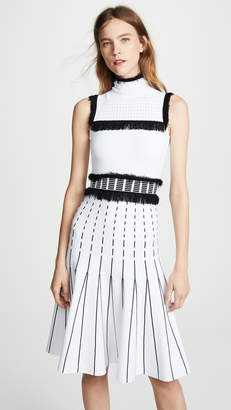 Prabal Gurung Flare Skirt Dress