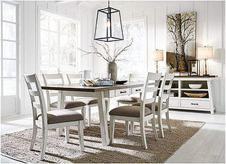 Signature Design by Ashley Stownbranner Dining Room Table