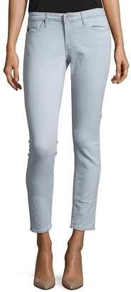 AG Adriano Goldschmied Women's Cotton-Blend Ankle-Length Jeans