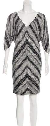 Diane von Furstenberg Silk Clara Dress