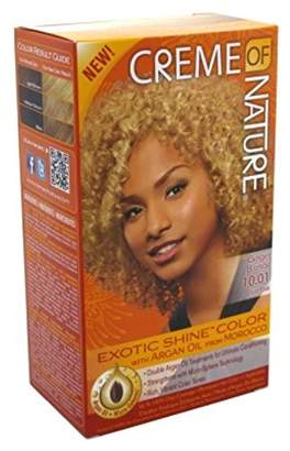 Crème of Nature Color .01 Ginger Blonde Exotic Shine (6 Pack)