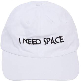 I Need Space Embroidered Baseball Hat