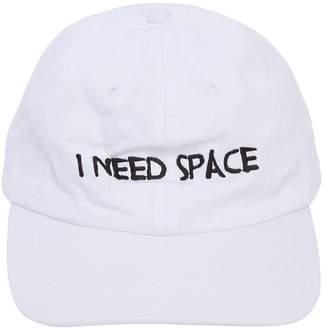 Nasaseasons I Need Space Embroidered Baseball Hat