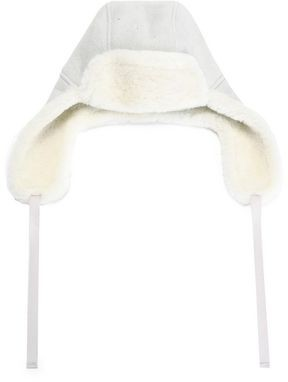 Maje Shearling-Lined Trapper Hat
