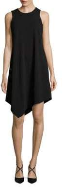 Calvin Klein Asymmetric A-Line Dress
