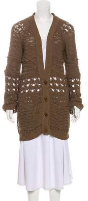 Stella McCartney Knit Duster Cardigan