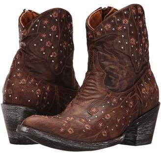 Old Gringo Bayrionne Zipper Cowboy Boots