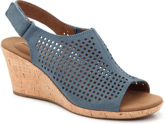 8f3231b9979 Rockport Briah Wedge Sandal - Women s