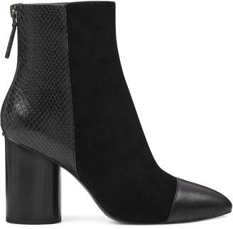 Cabrillo Cylinder Heeled Booties