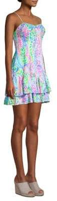 Lilly Pulitzer Morgana Printed Tiered Dress