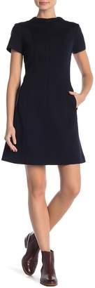 Theory Apalia Front Zip Dress