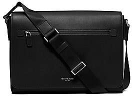 Michael Kors Men's Grain Leather Messenger Bag