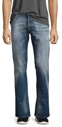 DieselDiesel Zatiny L.32 Slim-Straight Jeans, Blue