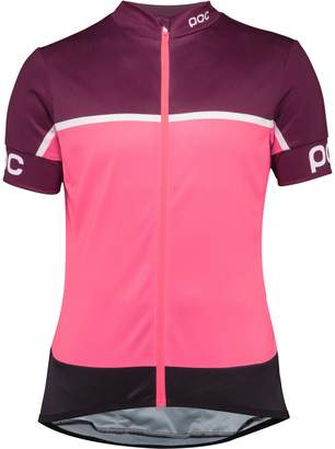 Poc POC Essential Road Block Jersey - Women's