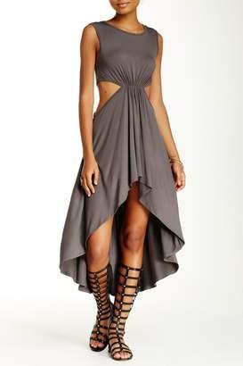 Couture Go Side Cutout Dress