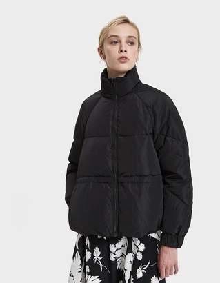 Ganni Whitman Short Puffer Jacket
