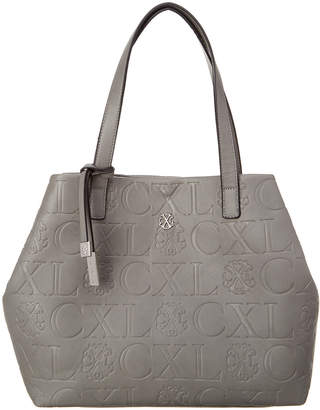 Christian Lacroix CXL by Cxl By Coralie Embossed Tote