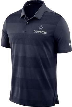 Nike Men's Dallas Cowboys Coaches Polo