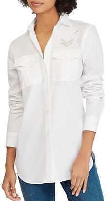 Ralph Lauren Patch-Detail Shirt