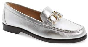 Salvatore Ferragamo Rolo Reversible Bit Loafer