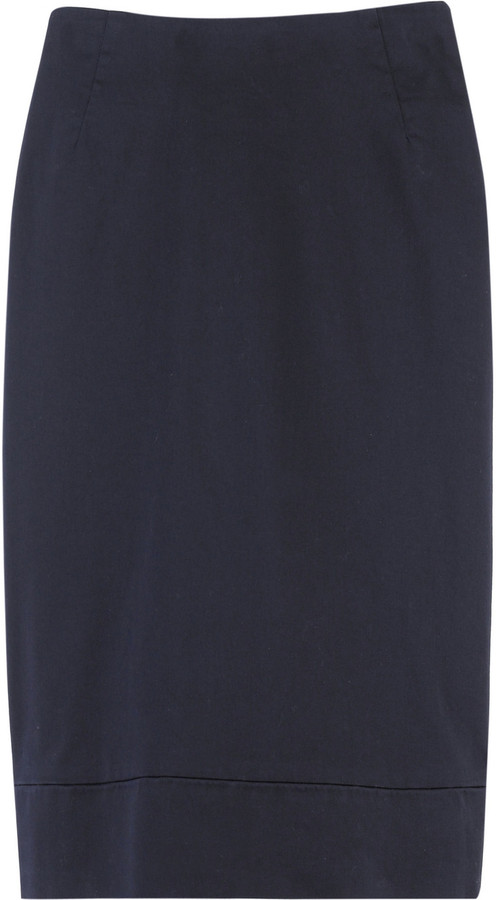 Vivienne Westwood Anglomania Back Torch skirt