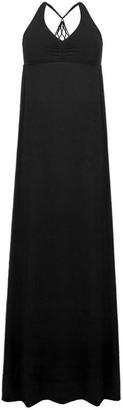 Black Label Sandra Racerback Maxi Dress