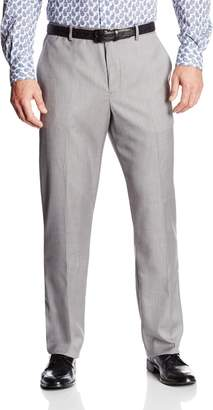 Perry Ellis Men's Big-Tall Texture PVL Suit Pant