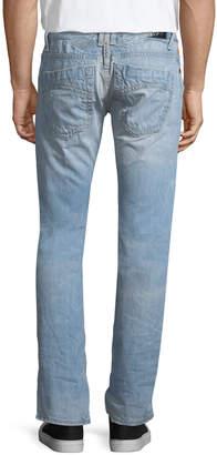 Robin's Jeans Marlon Straight-Leg Jeans